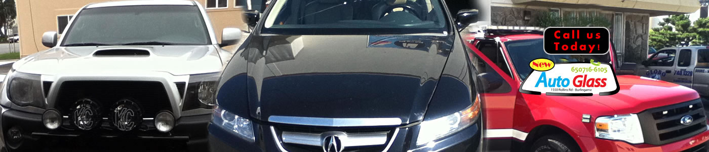 Windshield and Auto Glass repair and replacement in Burlingame